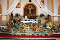 Dożynki Gminne w Pliszczynie 2012 uroczystości