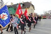 Fotorelacja z uroczystości w dniu 11 Listopada 2012