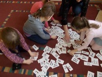 Indywidualizacja procesu nauczania uczniów klas 1-3 w Gminie Wólka
