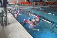 Tęczowy Zakątek - basen