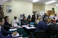Opłatkowa sesja rady gminy