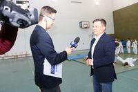 W dniu dzisiejszym Szkołę Podstawową w Pliszczynie odwiedziła ekipa TVP Lublin.