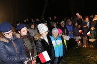 Święto Niepodległości w gminie Wólka- 100 rocznica