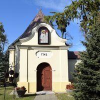 Zespół kościoła parafialnego p.w. Św. Barbary w Łuszczowie Pierwszym