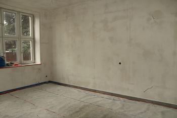 Budynek w trakcie remontu: