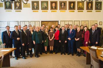 Podpisanie listu intencyjnego na rzecz rozwoju Lubelskiego Obszaru Metropolitalnego