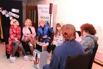Dzień Kobiet w gminie Wólka - przeżyjmy to jeszcze raz…