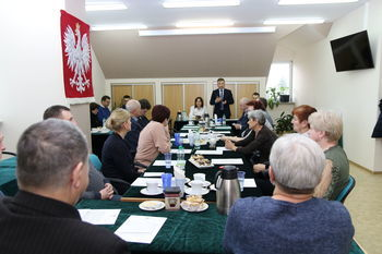 Uroczysta sesja Sołtysów z okazji Dnia Sołtysa