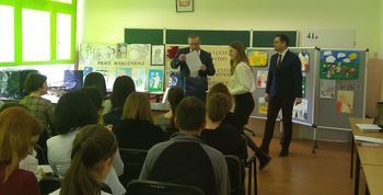 Uczennice z Łuszczowa na podium
