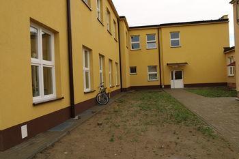 Dobiegają końca prace budowlane w budynku szkoły w Turce