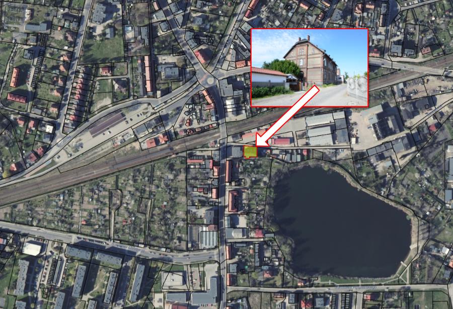 Zdjęcie lokalizacja budynku