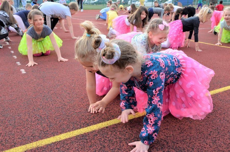 Dzieci na boisku