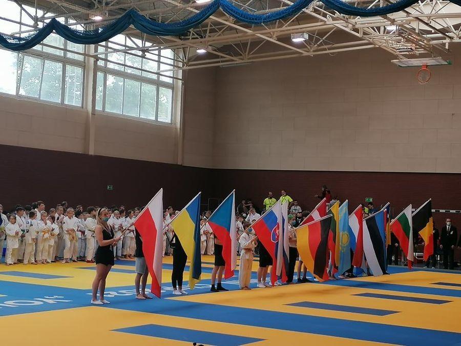 judo Dawid Kamiński