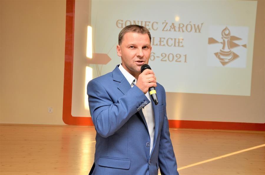 prezes Artur Adamek