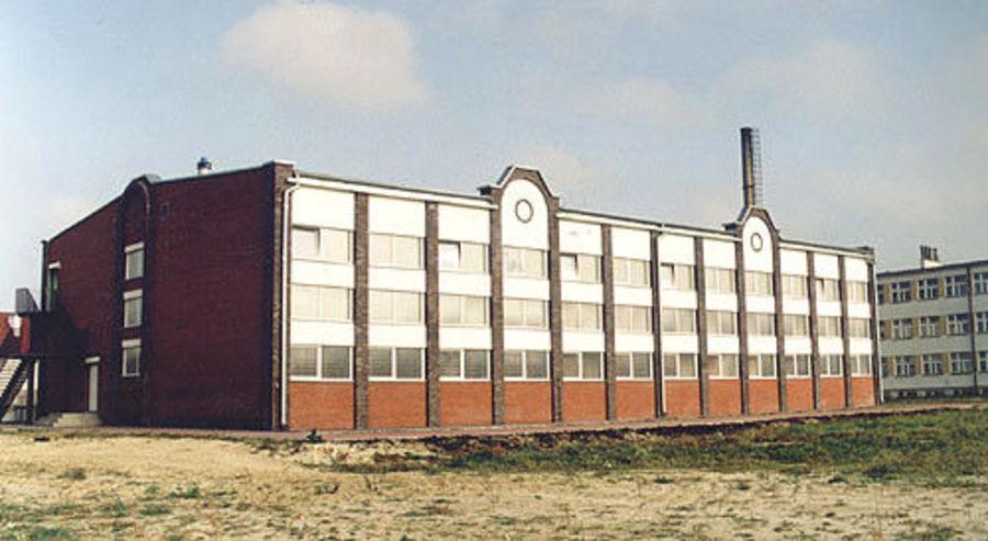 Budynek hali widowiskowo - sportowej