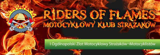 I Ogólnopolski Zlot Motocyklowy Strażaków-Motocyklistów