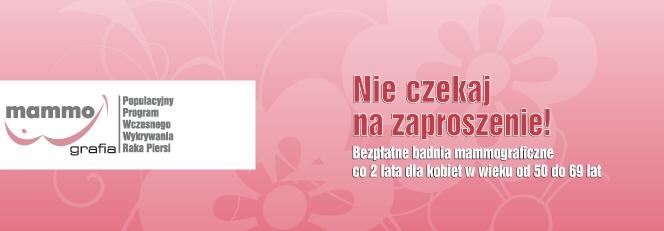 Populacyjny program wczesnego wykrywania raka piersi