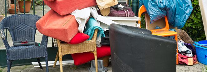 Zbiórka odpadów wielkogabarytowych, zużytych opon oraz  zużytego sprzętu elektronicznego od mieszkańców Gminy Abramów