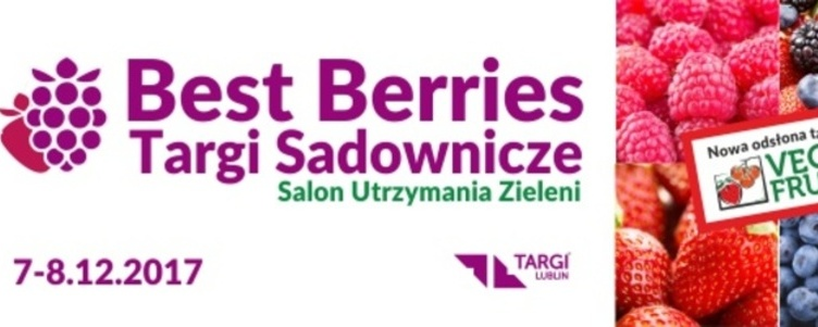 Targi Sadownicze Best Berries 2017