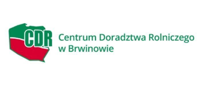 Logo Centrum doradztwa rolniczego w brwinowie