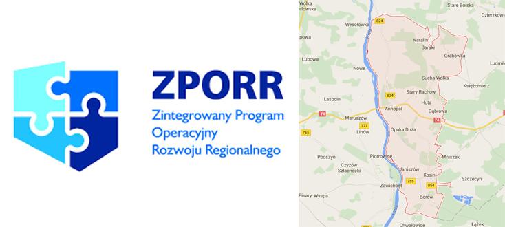 Budowa stacji wodociągowej wraz z siecią wodociągową i przyłączami w miejscowości Opoczka - I etap.
