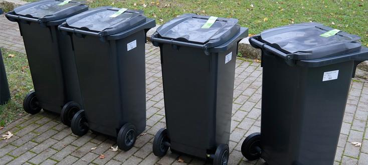 Harmonogram odbioru odpadów komunalnych na 2018