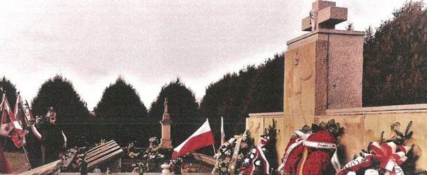 Uroczyste obchody 76 rocznicy Pacyfikacji Wsi Borów i okolic