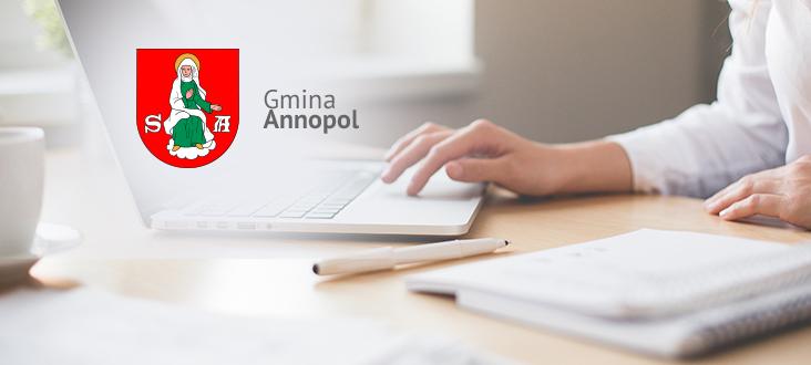 Zarządzenie Nr 43/2020 Burmistrza Annopola  z dnia 5 czerwca 2020 r.