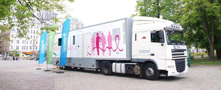 Zapraszamy na bezpłatną mammografię