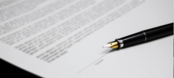 """Podpisanie umowy na realizację projektu  pn. """"Modernizacja oświetlenia ulicznego w Gminie Annopol"""" w ramach RPO WL na lata 2014-2020."""