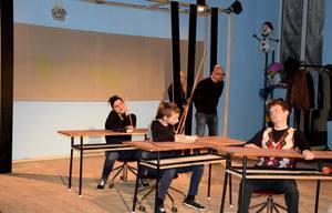 Teatr w Remizie