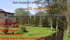 Koło Gospodyń Wiejskich w Borzechowie