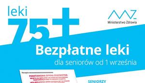 Bezpłatne leki dla seniorów