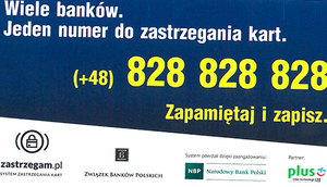 Utraciłeś dokumenty? Zastrzeż je w banku!