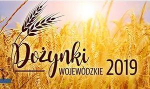 Zaproszenie na Dożynki Wojewódzkie 2019