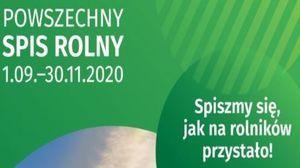 Powszechny spis rolny. 01.09-30.11.2020