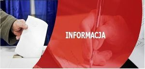 informacja dot. wyborów do rady gminy