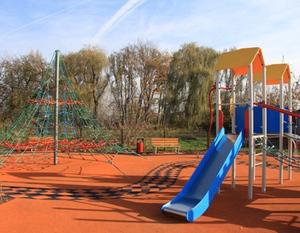 Budowa placu zabaw przy Szkole Podstawowej Nr 5