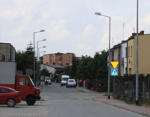 Budowa oświetlenia drogowego w ul. Żwirki i Wigury