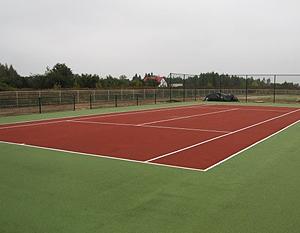 Budowa kompleksu sportowego w osiedlu Wiślana