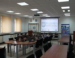 Remont sali konferencyjnej w Urzędzie Miasta Dęblin z przeznaczeniem na Telecentrum
