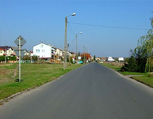 Wyrównanie nawierzchni jezdni ul. Jagiellończyka na odcinku ok. 300 m