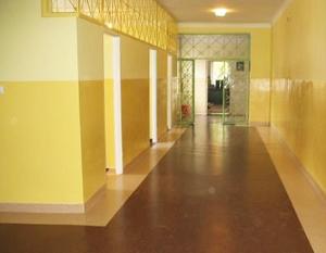 Modernizacja pomieszczeń w Specjalnym Ośrodku Szkolno-Wychowawczym w Dęblinie.