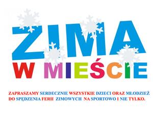 FERIE ZIMOWE W MBP