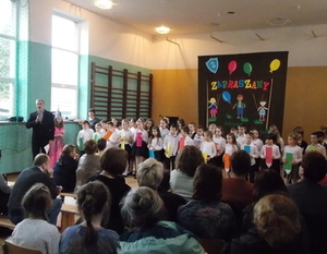 Odbył się dzień otwarty w Szkole Podstawowej nr 2 w Dęblinie