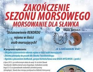 ZAKOŃCZENIE SEZONU MORSOWEGO