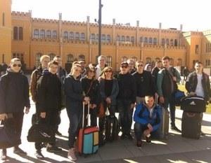 24 marca odbyła się kolejna kilkudniowa wycieczka zorganizowana dla młodzieży mieszkającej w Internacie ZSZ nr. 1 w Dęblinie.