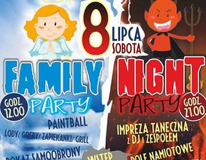 FAMILY NIGHT PARTY