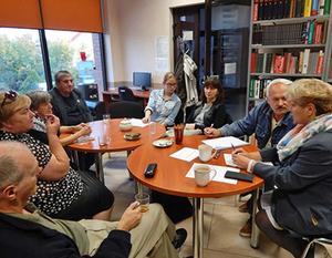 Spotkanie poetów i literatów dęblińskich