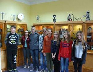 Szkolne eliminacje  do kuratoryjnych konkursów przedmiotowych w  SP nr 5 i Gimnazjum nr 1 w Dęblinie